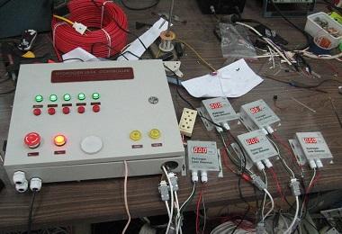 Hệ đo và cảnh báo nguy cơ cháy nổ do khí hydro rò rỉ