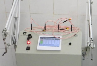 Thiết bị laser diode công suất cao dùng trong điều trị bệnh