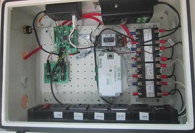 Hệ kiểm soát nồng độ khí CO2, O2, nhiệt độ và độ ẩm ứng dụng trong tủ môi trường