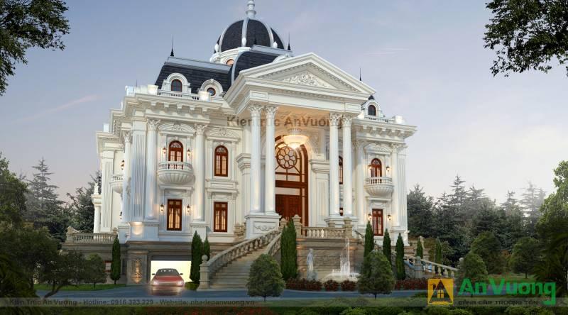 Nhadepanvuong.vn - Đơn vị thiết kế biệt thự cổ điển top 1 hiện nay