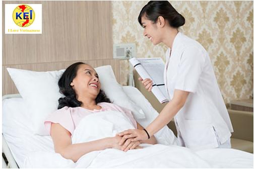 H2T liên tục tuyển sinh du học ngành điều dưỡng Nhật