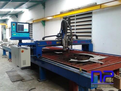 Máy cắt Plasma CNC