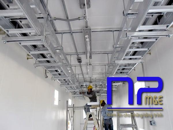 Tiêu chuẩn để lựa chọn thang cáp và phụ kiện đảm bảo chất lượng