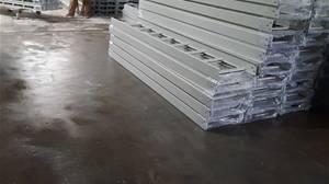 [Video]Thang máng cáp điện 300x100 sơn tĩnh điện