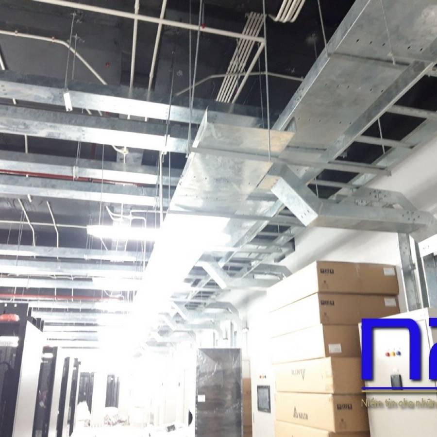 Thang cáp mạ nhúng nóng cho Data Center