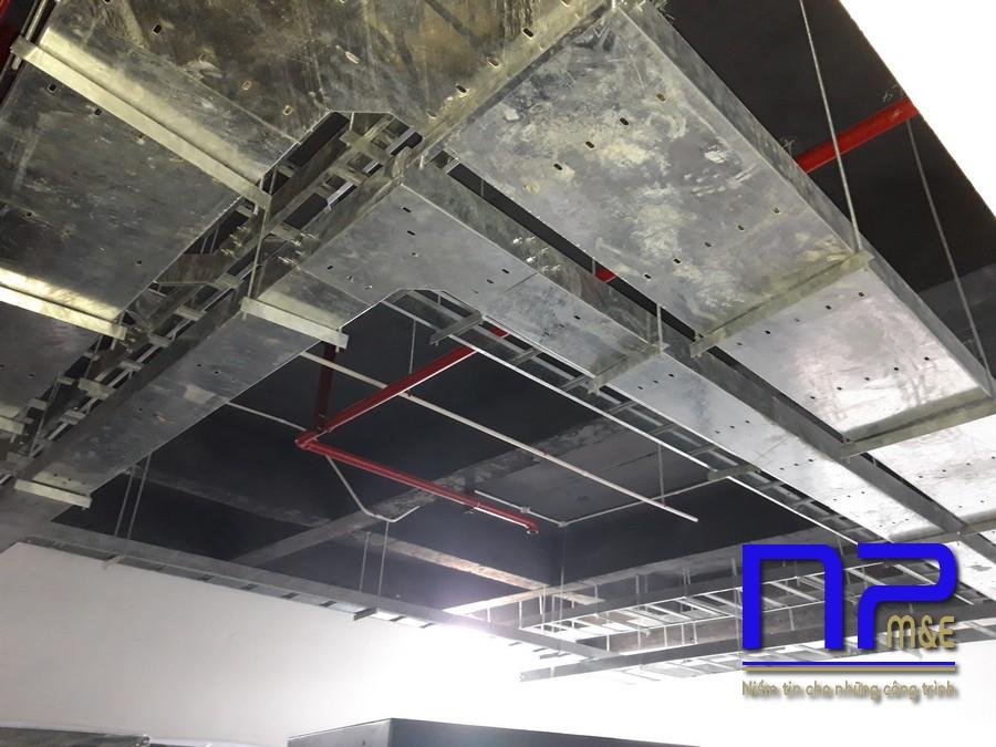 Thang cáp mạ nhúng nóng cho Data Center14
