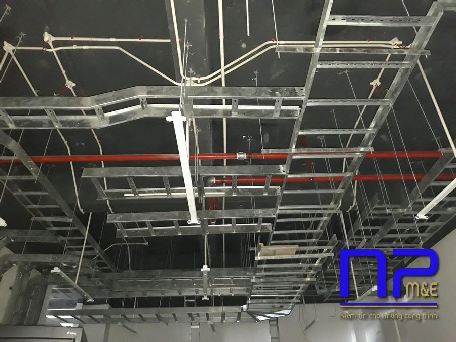 Thang cáp mạ nhúng nóng cho Data Center10