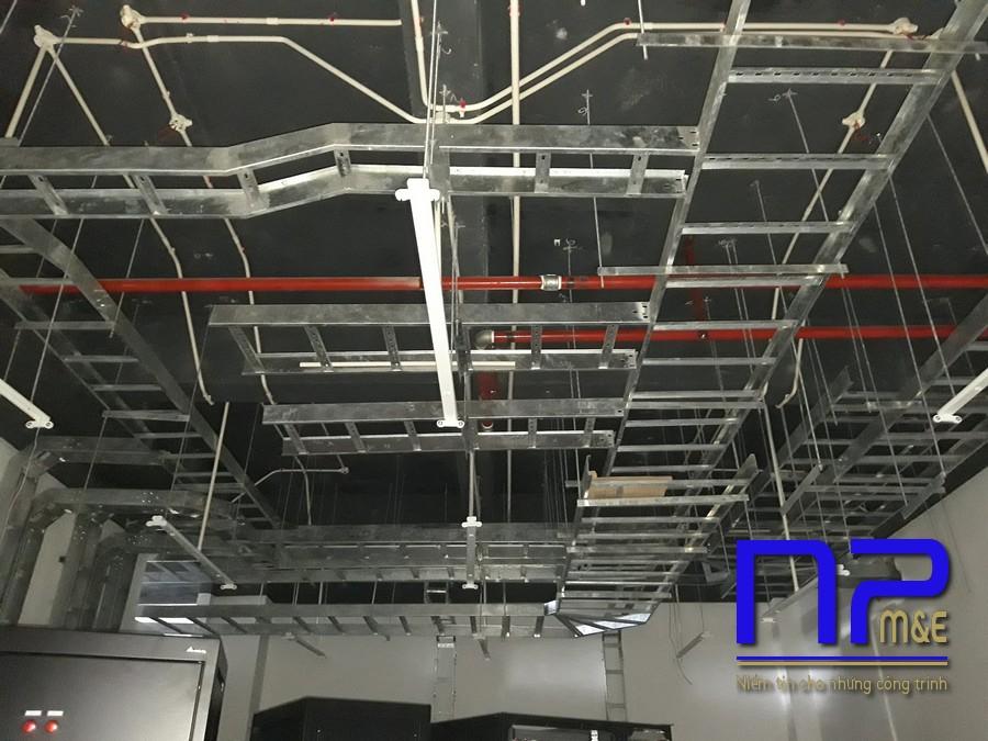 Thang cáp mạ nhúng nóng cho Data Center9