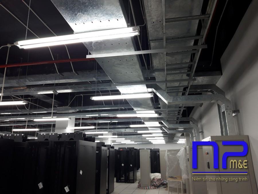 Thang cáp mạ nhúng nóng cho Data Center5