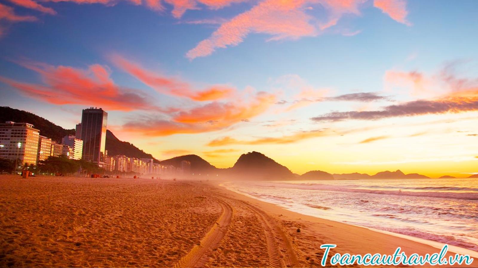 TC0769 | NỀN VĂN MINH NAM MỸ - BRAZIL - ARGENTINA - PERU