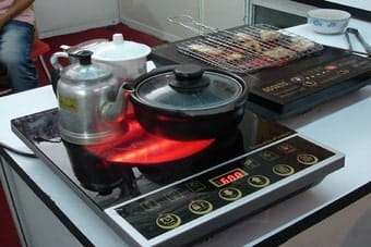 Lưu ý khi sử dụng bếp từ nếu bếp không nóng