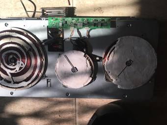 Sửa bếp điện từ toshiba hỏng maiso đun không nóng