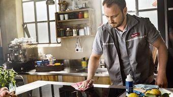 Quy trình sửa bếp điện từ chefs chuyên nghiệp nhất