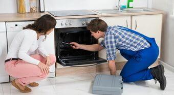 Thực hiện sửa bếp điện từ tại nhà chỉ sau 15 phút
