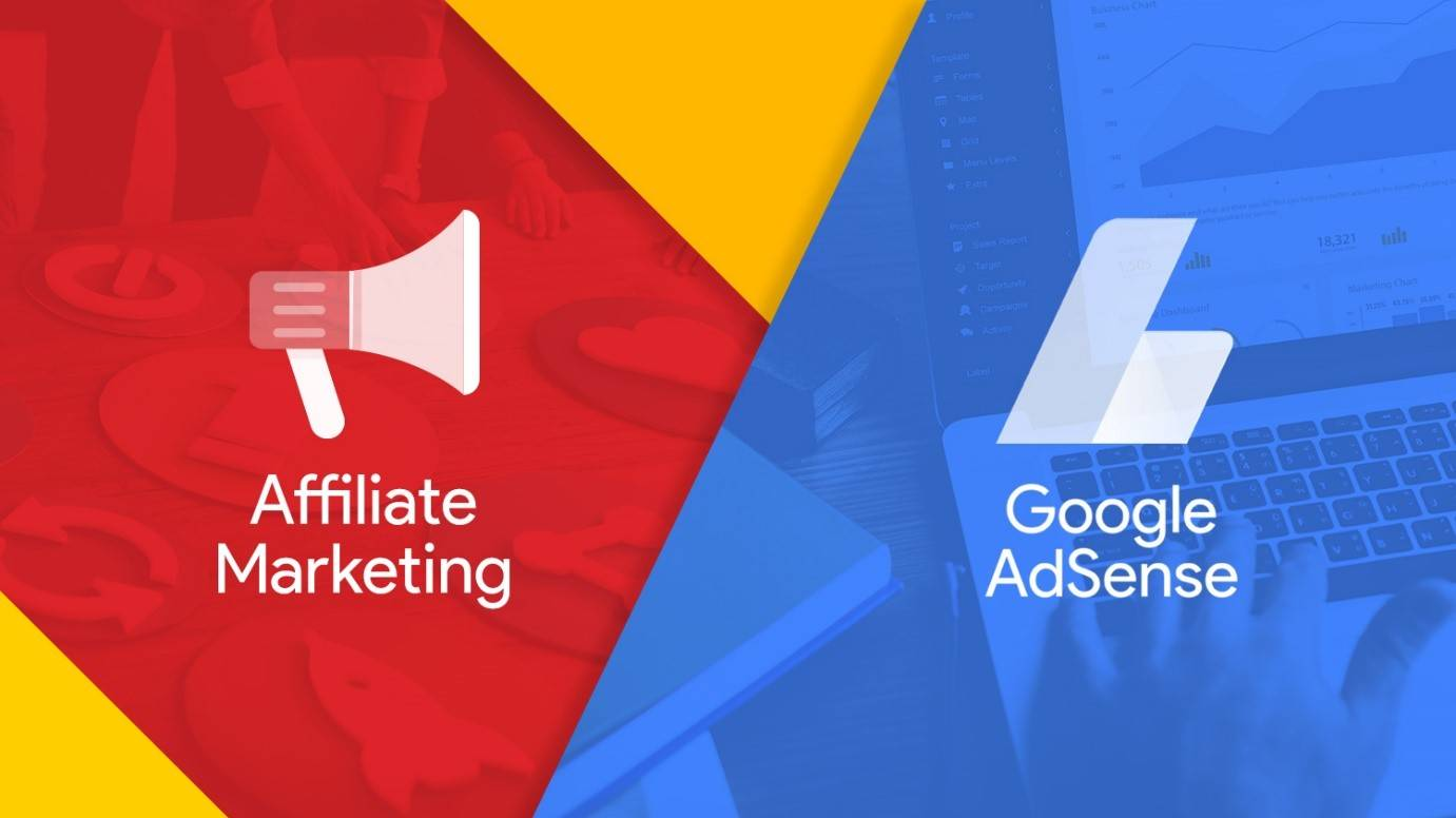 So sánh kiếm tiền Affiliate Marketing và Google Adsense (2020)