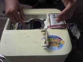Sửa bình nóng lạnh bị rò nước, chảy nước, nước bẩn