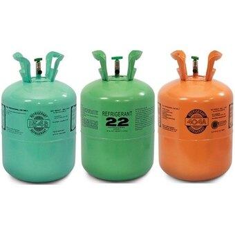 Nạp gas điều hòa Daikin multi 24/7 - Công ty điện lạnh Hà nội