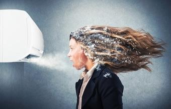 Mát lạnh sau khi được vệ sinh điều hòa midea tại nhà