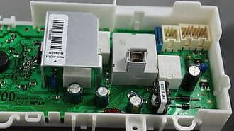 Sửa máy giặtelectrolux mất nguồn hỏng main mạch