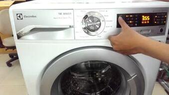Nguyên nhânmáy giặtElectrolux báo lỗi E40