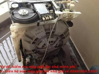 Sửa máy giặt tại nhà hà nội tư vấn kiểm tramiễn phí