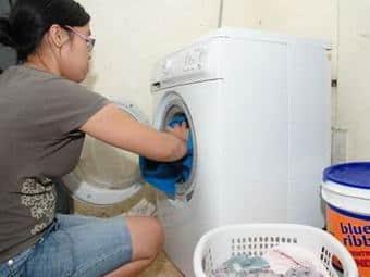 Lưu ý để sử dụng máy giặtElectrolux không báo lỗi