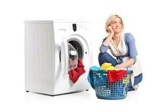Máy giặt giặt không sạch ảnh hưởng tới người dùng