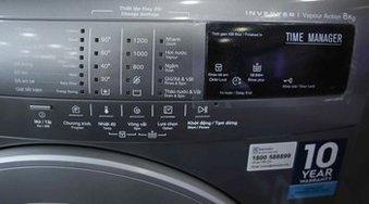 Sửa máy giặtbáo lỗi giá rẻ chỉ 15p là có thợ đến