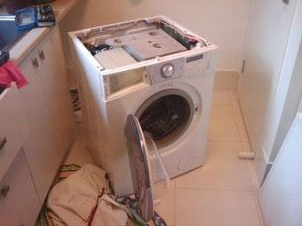 Sửa máy giặt uy tín giá rẻ tại nhà quận hà đông