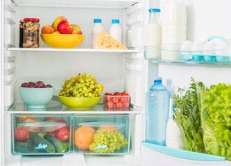 Nhiều thực phẩm khiến tủ lạnh k mát, k lưu thông