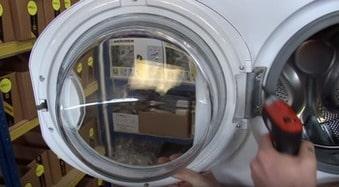 Thay công tắc cánh cửa máy giặtelectrolux ở hà nội