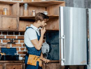 Sự cố thường gặp khi sử dụng tủ lạnh electrolux