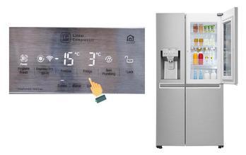 Cáclỗi hay gặp của tủ lạnh samsung inverter