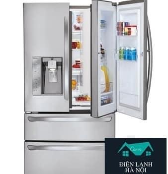 Sửa tủ lạnh electrolux bị kêu, rung gây ra tiếng ồn