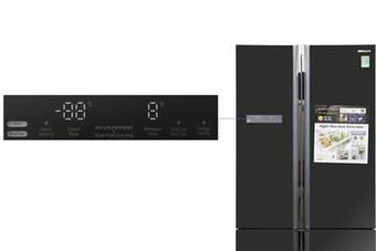 Bảo hành tủ lạnh Hitachi side by side 24/7_Suatusidebyside