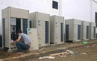 Cung cấp các sản phẩm máy điều hòa chonhà xưởng