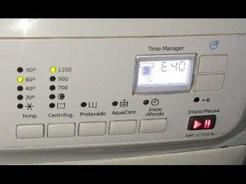 Sửa máy giặt Nháy đèn tại nhà_Công ty sửa máy giặt Hà nội 24h